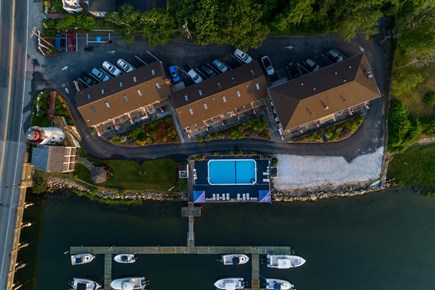 South Yarmouth Cape Cod vacation rental - Aerial View