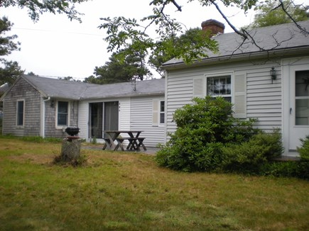 Wellfleet Cape Cod vacation rental - Outside