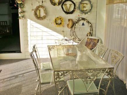 Wellfleet Cape Cod vacation rental - Dining room/Breezeway
