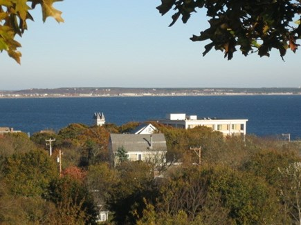 Provincetown Cape Cod vacation rental - Views from deck and master bedroom