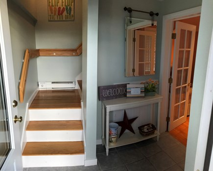 Provincetown Cape Cod vacation rental - Entryway