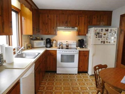 South Yarmouth Cape Cod vacation rental - Full size kitchen