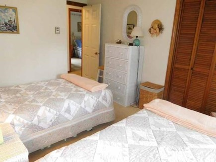 South Yarmouth Cape Cod vacation rental - Bedroom - 2 Twin beds
