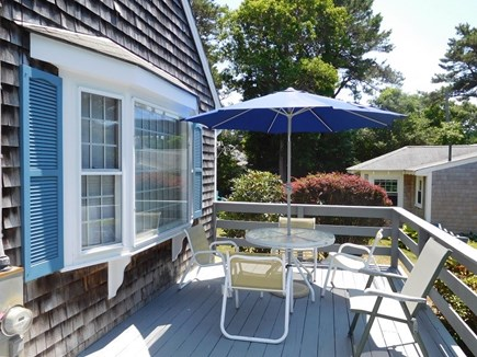 South Yarmouth Cape Cod vacation rental - Outdoor Deck