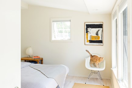 Dennis Cape Cod vacation rental - Master Bedroom with Queen bed. (Cat not included).