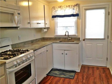 West Dennis Cape Cod vacation rental - Granite top kitchen including Dishwasher