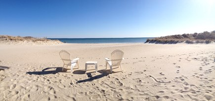 West Dennis Cape Cod vacation rental - Relax on the Beach