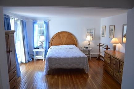 East Dennis Cape Cod vacation rental - Queen master bedroom on first floor