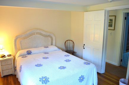 East Dennis Cape Cod vacation rental - Queen bedroom on first floor