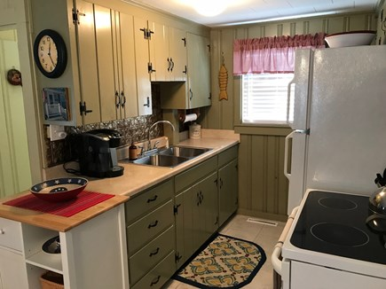 South Yarmouth Cape Cod vacation rental - Kitchen