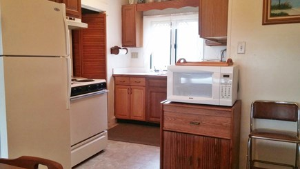 Dennisport Cape Cod vacation rental - Fully equipped kitchen with everything you need