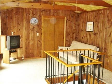 Eastham Cape Cod vacation rental - Upper TV room