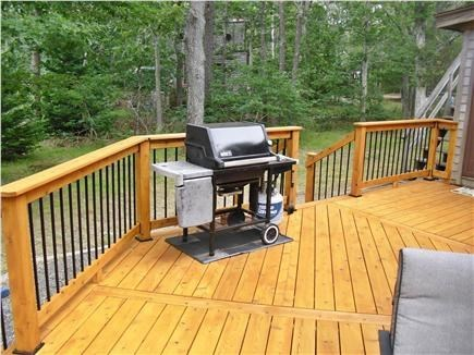 Eastham Cape Cod vacation rental - Gas Grill