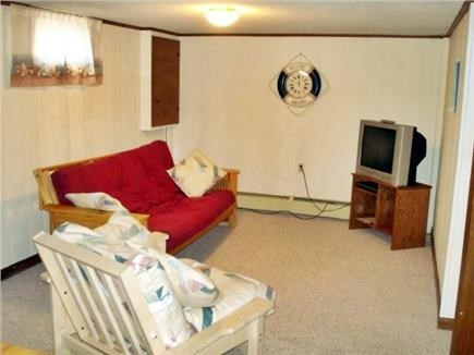 Eastham Cape Cod vacation rental - Lower TV room