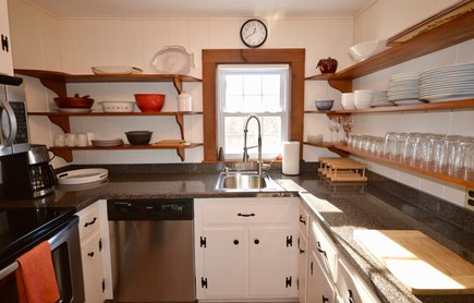 Orleans Cape Cod vacation rental - Well-equipped kitchen with lots of natural light