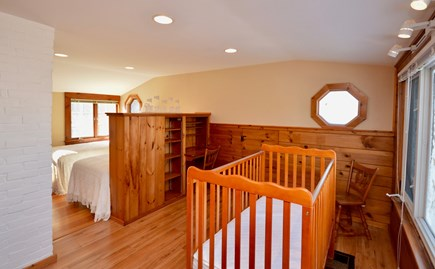 Orleans Cape Cod vacation rental - Second upper level bedroom will have 2 twins, and queen