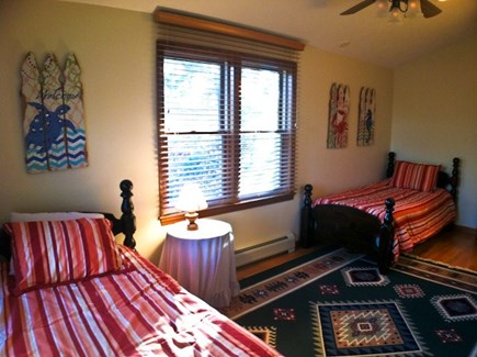 Brewster Cape Cod vacation rental - Twin bedroom #2