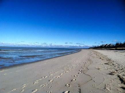 Brewster Cape Cod vacation rental - Grandfather's beach