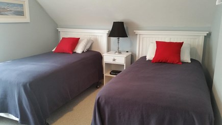 Eastham Cape Cod vacation rental - Bedroom 5, 2 of 4 Twin Beds