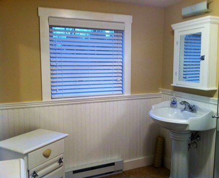 Eastham Cape Cod vacation rental - 3rd Bath, Second Floor, with walk in shower