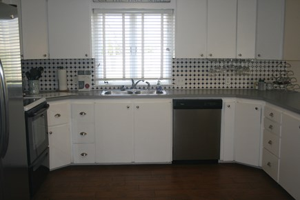 Eastham Cape Cod vacation rental - Large kitchen (accommodates too many cooks)