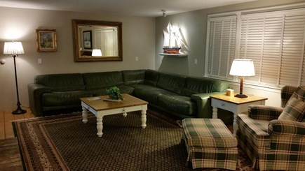 Eastham Cape Cod vacation rental - Living Room with Ample seating