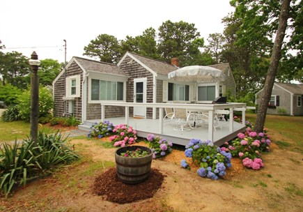 Hyannis Port Cape Cod vacation rental - Deck And Grounds