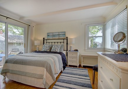 Hyannisport Cape Cod vacation rental - Master Bedroom plenty of closet and drawer space.