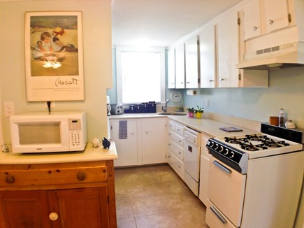 Yarmouth Cape Cod vacation rental - The kitchen is fully equipped.
