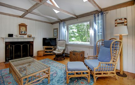 Hyannisport Cape Cod vacation rental - Living Room