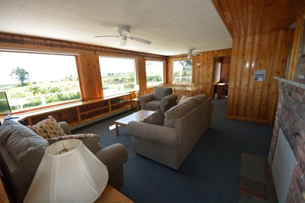 Fairhaven MA vacation rental - Bayside Living Room