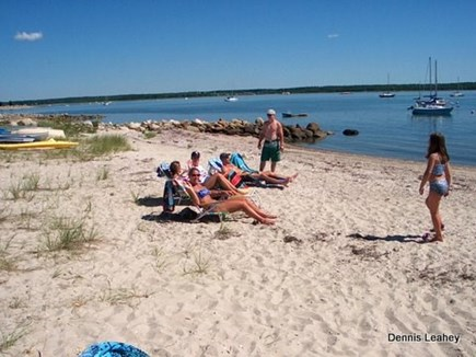 Fairhaven MA vacation rental - Our Beach