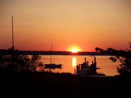 Fairhaven MA vacation rental - Sunrise at Sea Space