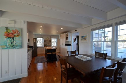 West Dennis Cape Cod vacation rental - Dining