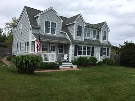 West Dennis Cape Cod vacation rental - Front of house