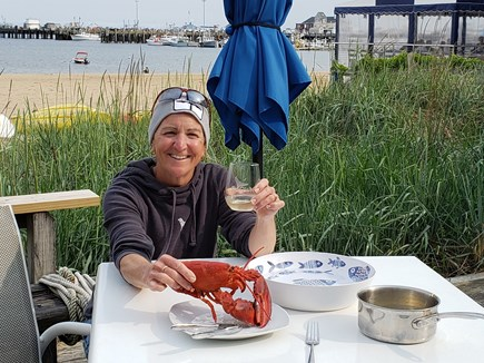 Provincetown Cape Cod vacation rental - Ptown in a picture - beach, lobster, wine and smiles