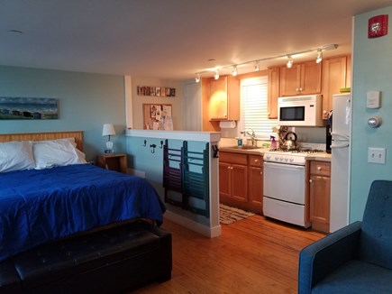 Provincetown Cape Cod vacation rental - View of Kitchen