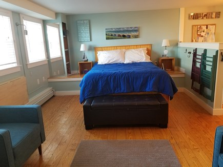 Provincetown Cape Cod vacation rental - A view of the condo space