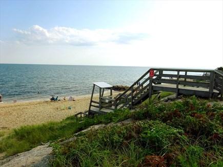 Dennisport Cape Cod vacation rental - Sea St Beach