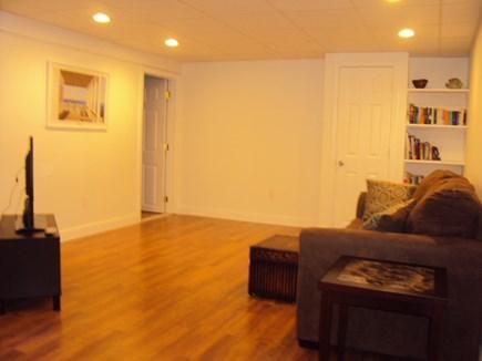 West Hyannisport Cape Cod vacation rental - Entertainment room
