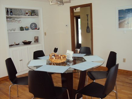 West Hyannisport Cape Cod vacation rental - Dining Area