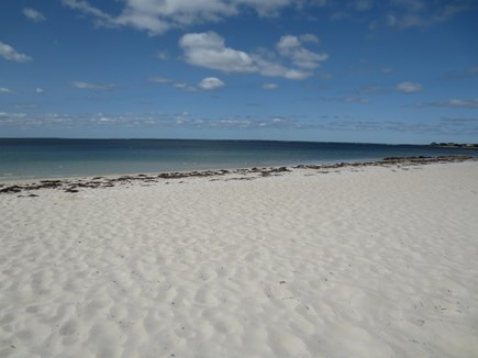 North Falmouth Cape Cod vacation rental - Private Old Silver Beach is just 1/2 mile away