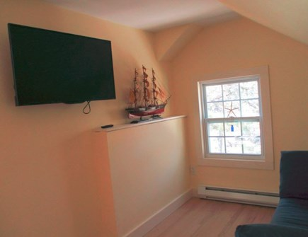 Harwich Port Cape Cod vacation rental - Upper level nook