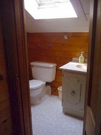 Wellfleet Cape Cod vacation rental - Half Bath