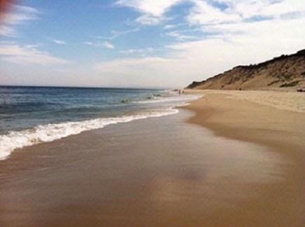 Wellfleet Cape Cod vacation rental - Newcomb Hollow Beach
