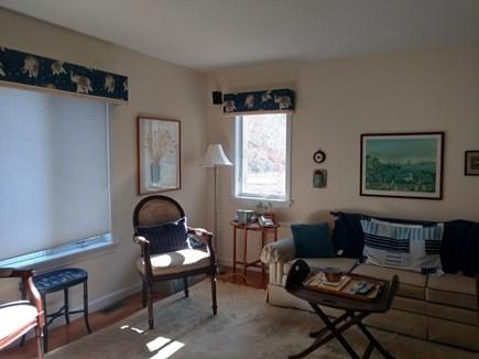 New Seabury Cape Cod vacation rental - Den with TV