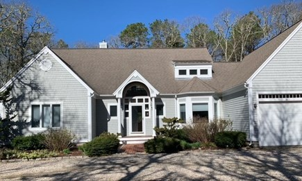 New Seabury Cape Cod vacation rental - Front of Home
