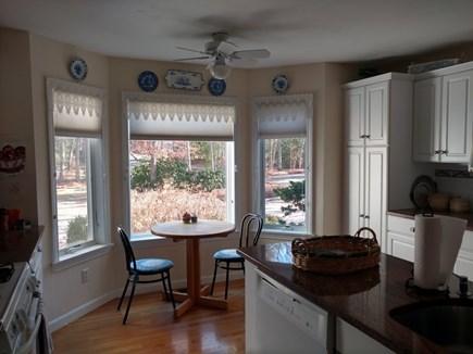 New Seabury Cape Cod vacation rental - Kitchen with breakfast nook