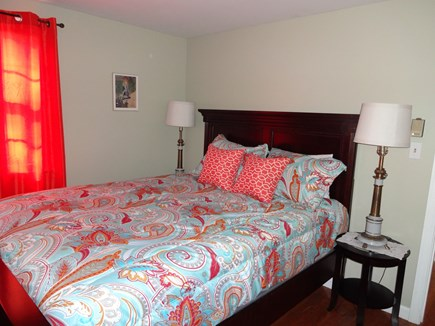 Brewster Cape Cod vacation rental - Spacious 2nd floor bedroom with queen bed