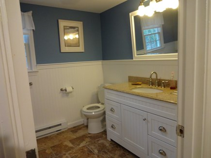 Brewster Cape Cod vacation rental - Huge updated 2nd floor bathroom with tub